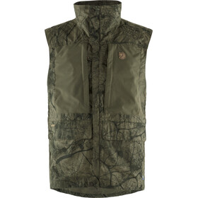 Fjällräven Lappland Hybrid Vest Men camo green-laurel green